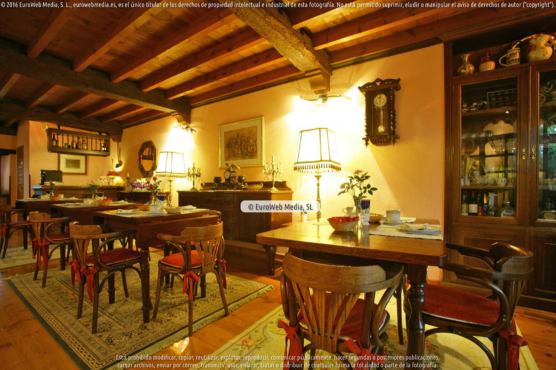 Hotel la Arquera - Comedor