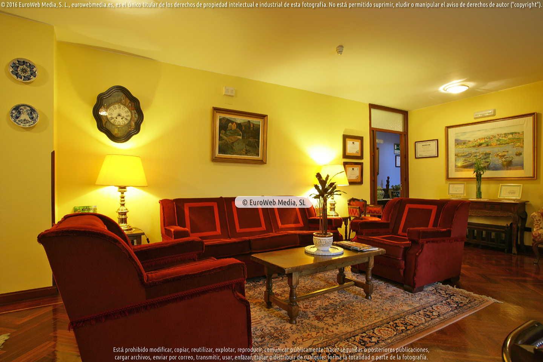Hotel la Arquera - Salón recepción