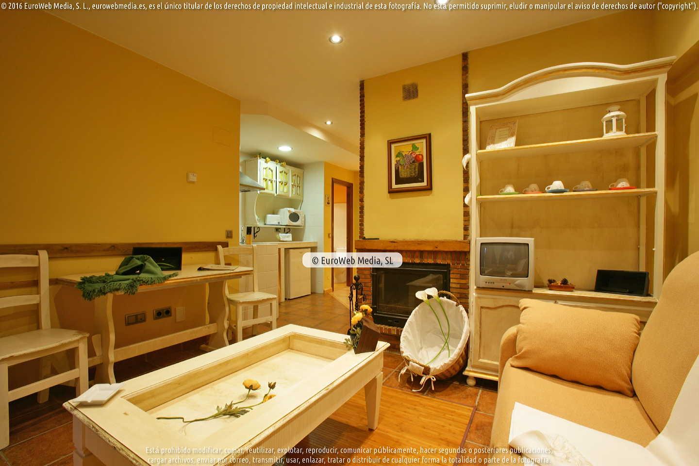 Apartamentos turísticos La Güérgola - Apartamento Regueiron