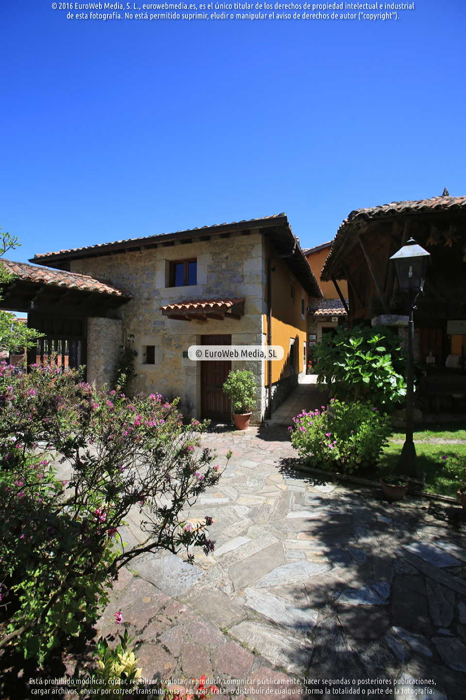 Casa de aldea la Casina de la Arquera - Exteriores
