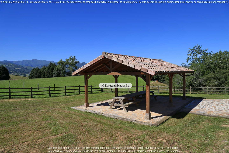 Casa de aldea la Maestra - Barbacoa
