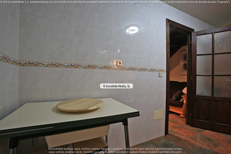 Casa de aldea la Maestra - Cocina