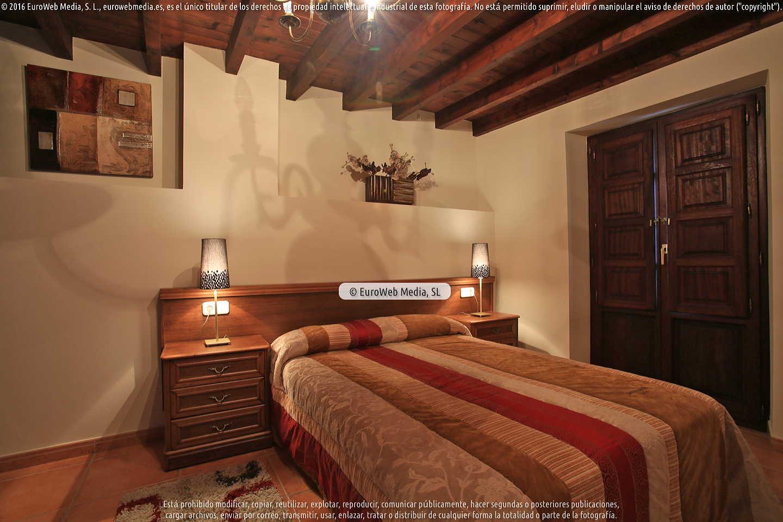 Casa de aldea la Maestra - Habitación 1