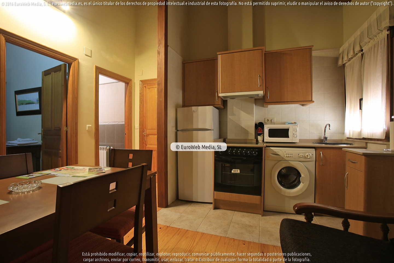 Apartamentos el Puentín del Sella - Apartamento izquierda