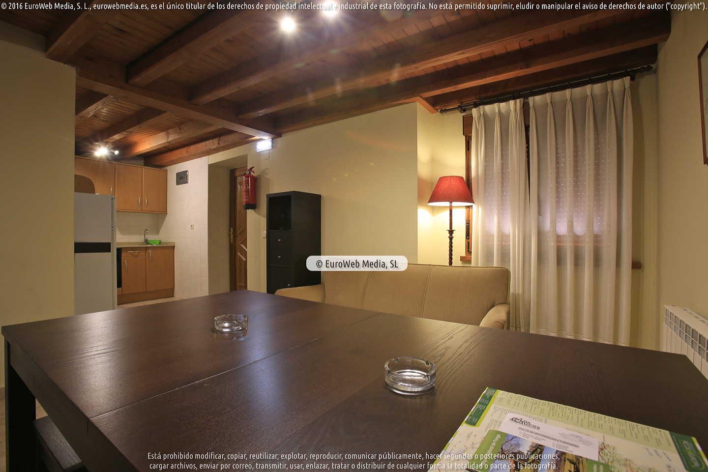 Apartamentos el Puentín del Sella - Apartamento planta baja