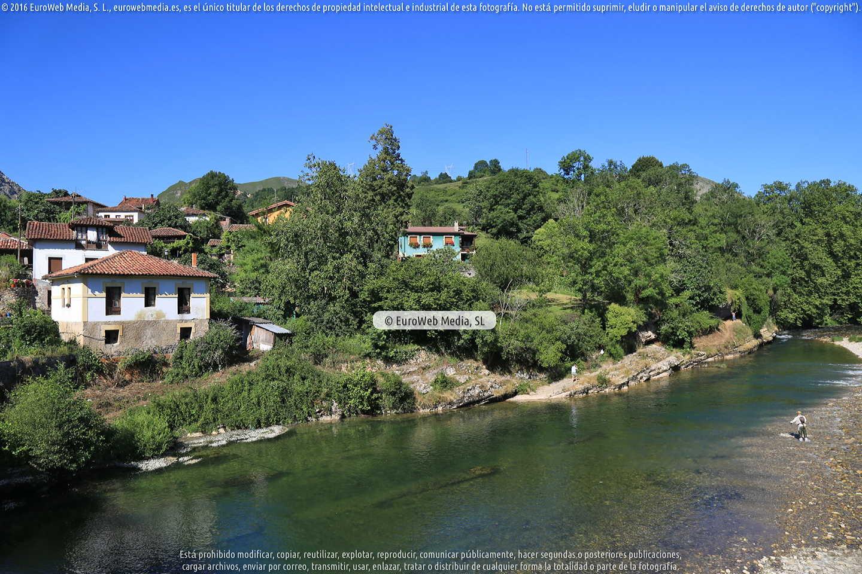 Apartamentos el Puentín del Sella - Río Sella