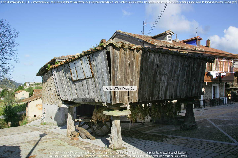 Fotografía de Torazo en Cabranes. Asturias. España.