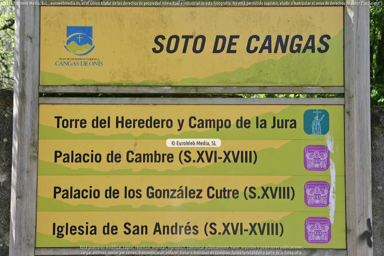 Fotografía de Soto de Cangas en Cangas de Onís. Asturias. España.