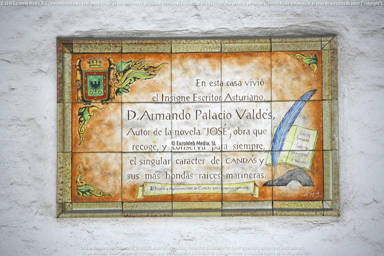 Fotografía de Candás en Carreño. Asturias. España.