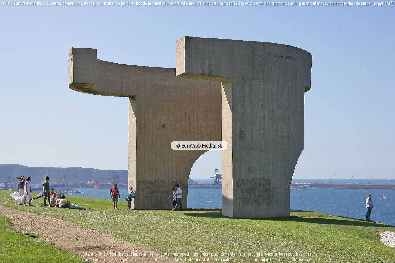 Fotografía de Gijón en Gijón. Asturias. España.