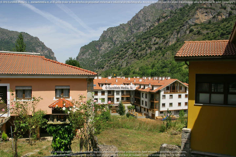 Fotografía de Pola de Somiedo en Somiedo. Asturias. España.