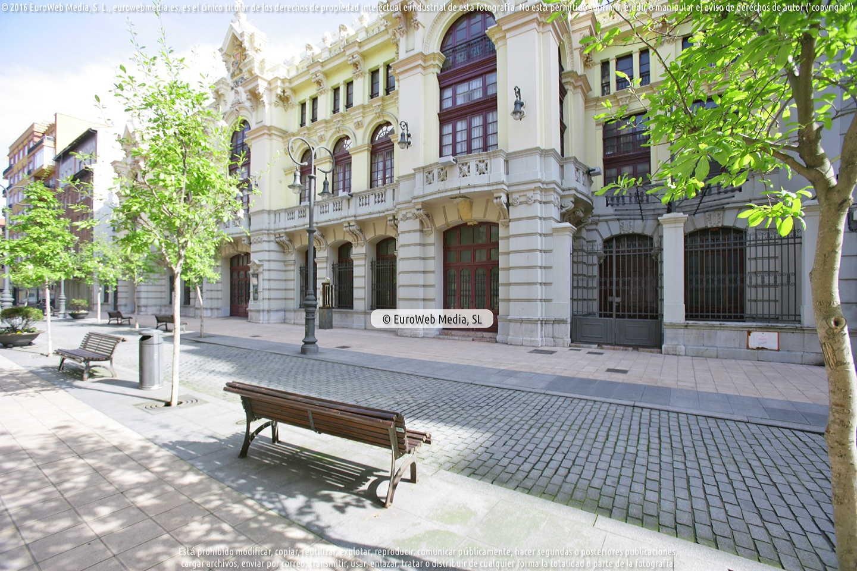 Fotografía de Teatro Armando Palacio Valdés en Avilés. Asturias. España.