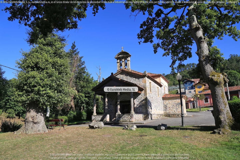 Fotografía de Capilla de San Antonio de Padua en Cangas de Onís. Asturias. España.