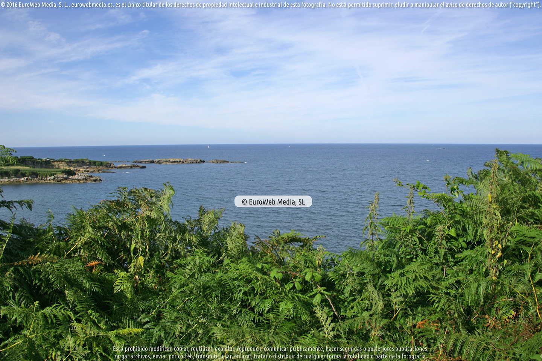 Fotografía de Playa La Taluxa en Carreño. Asturias. España.