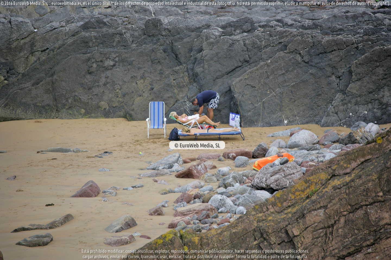 Fotografía de Playa de Aboño en Carreño. Asturias. España.