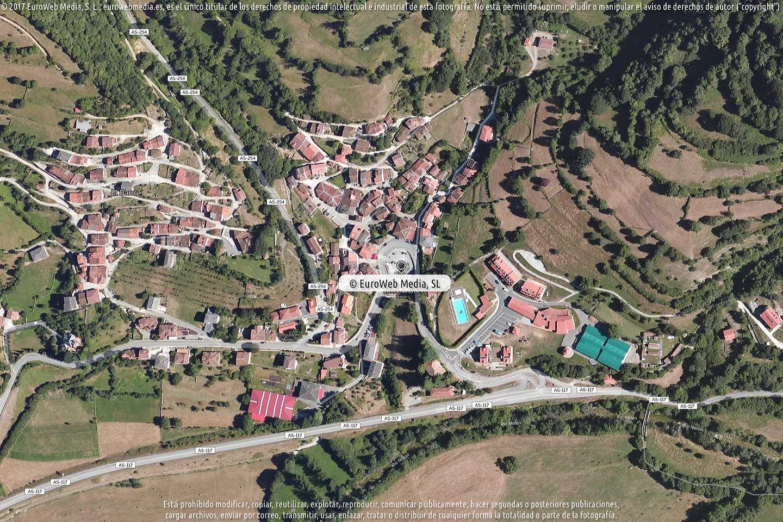 Fotografía de Ayuntamiento de Caso en Caso. Asturias. España.
