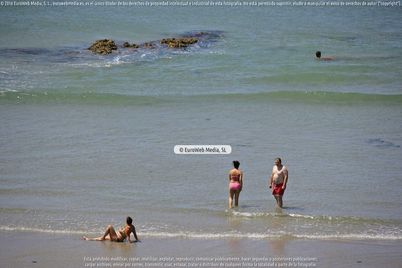 Fotografía de Playa Arnao (Castropol) en Castropol. Asturias. España.