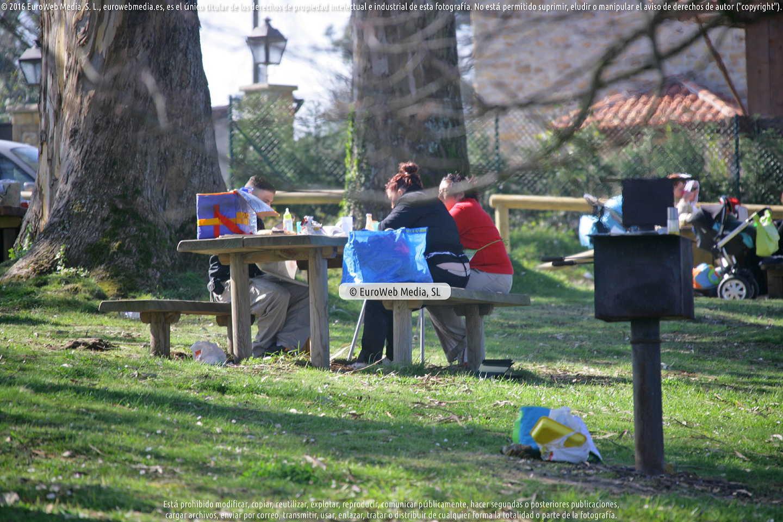 Fotografía de Area recreativa Campo San Roque en Colunga. Asturias. España.