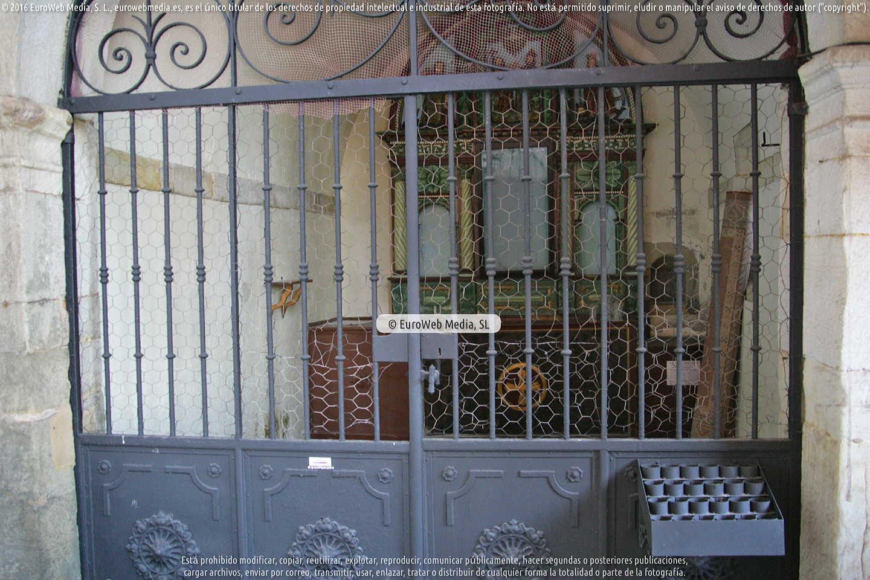 Fotografía de Ermita del Buen Suceso en Colunga. Asturias. España.