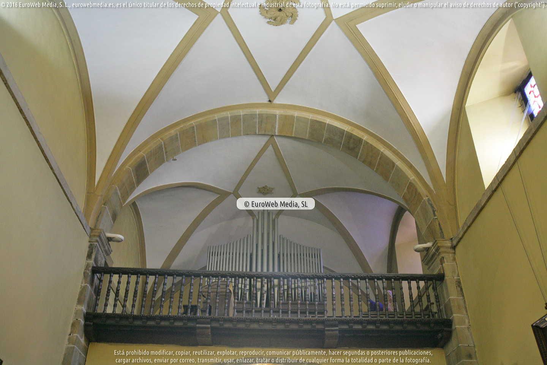 Fotografía de Iglesia de Santa María de Sábada de Lastres en Colunga. Asturias. España.