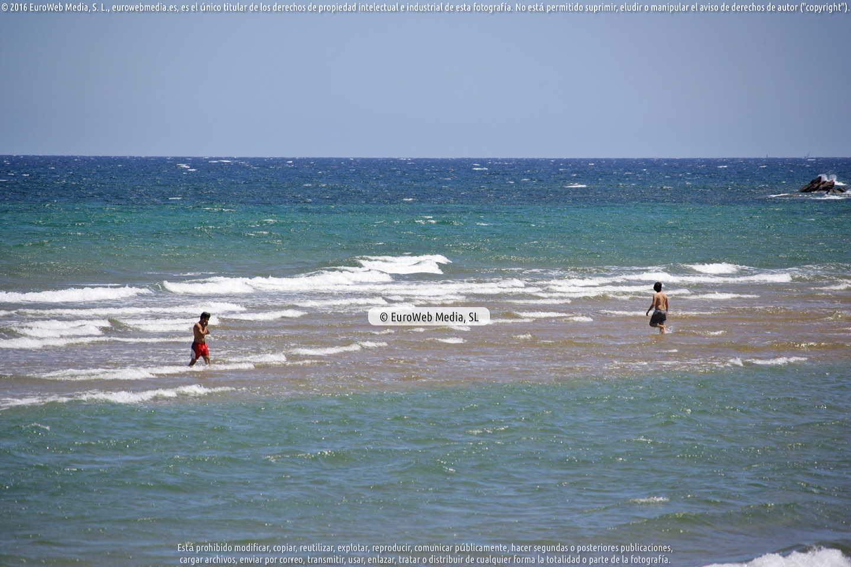 Fotografía de Playa La Griega en Colunga. Asturias. España.
