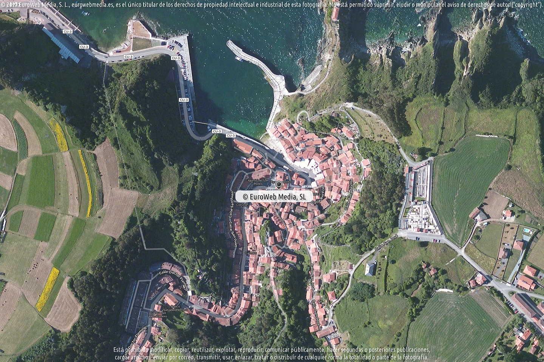 Fotografía de Ayuntamiento de Cudillero en Cudillero. Asturias. España.