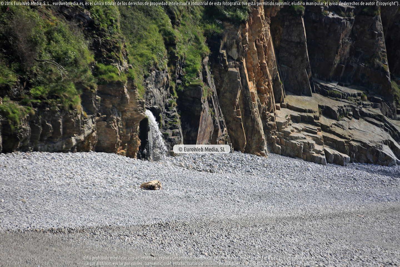 Fotografía de Playa de Torbas (El Franco) en El Franco. Asturias. España.