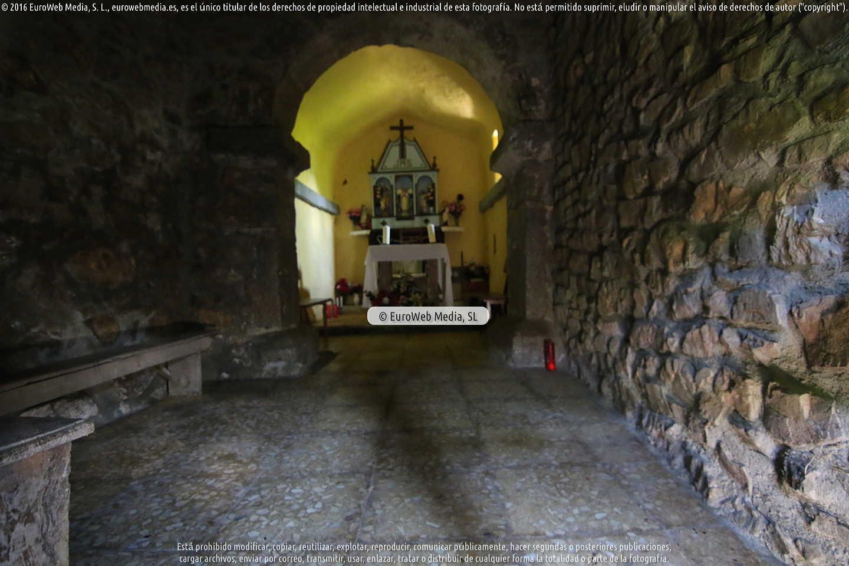 Fotografía de Capilla de la Inmaculada Concepcion (Bustiello) en Proaza. Asturias. España.