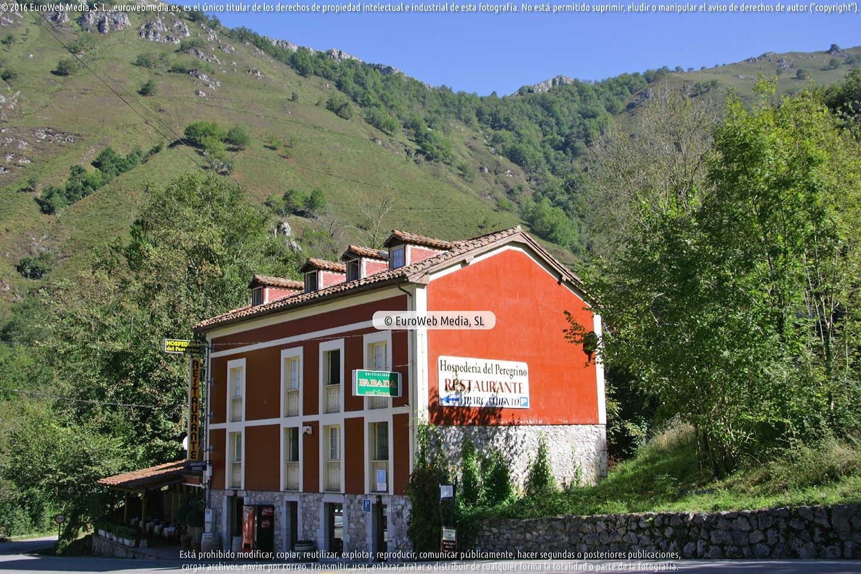 Fotografía de Hospedería del Peregrino en Cangas de Onís. Asturias. España.