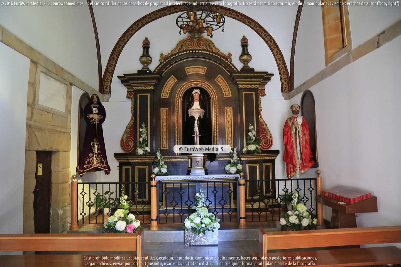 Fotografía de Capilla de la Soledad (Gijón) en Gijón. Asturias. España.