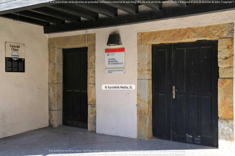 Fotografía de Casa del Chino en Gijón. Asturias. España.