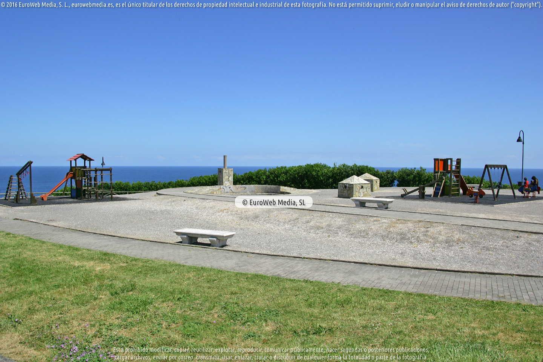 Fotografía de Parque de La Providencia en Gijón. Asturias. España.