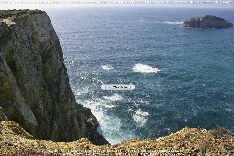 Fotografía de Playa el Sabín en Gozón. Asturias. España.