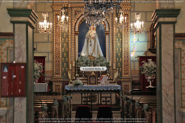 Fotografía de Ermita de la Virgen de la Guía en Llanes. Asturias. España.
