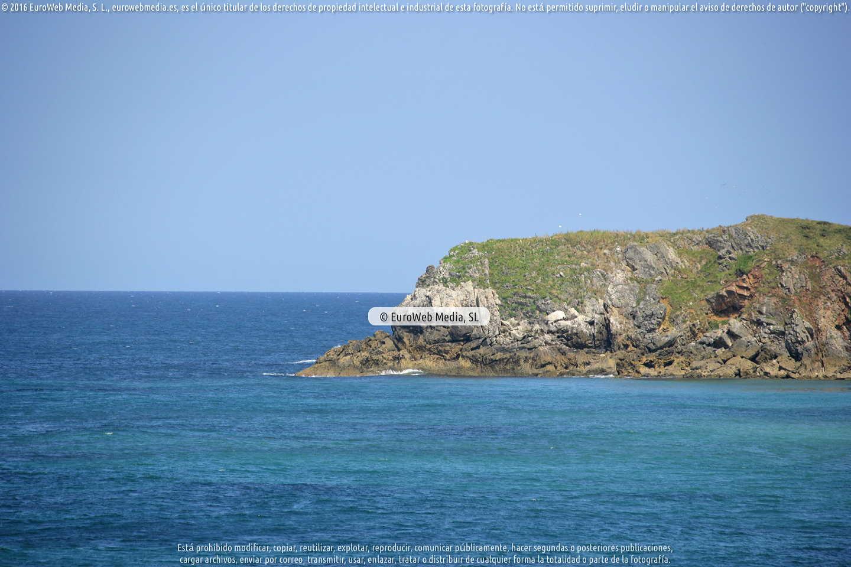 Fotografía de Playa San Antolín en Llanes. Asturias. España.