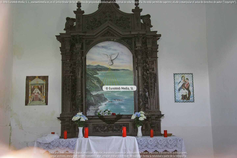 Fotografía de Capilla del Espíritu Santo de Muros en Muros de Nalón. Asturias. España.