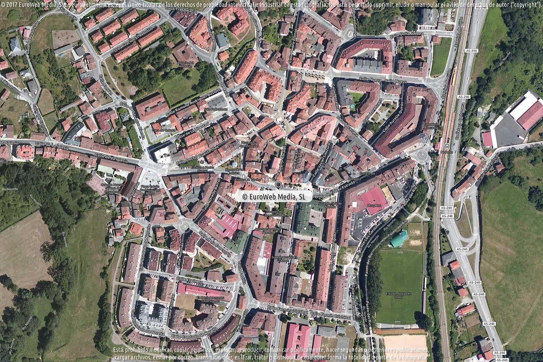 Fotografía de Ayuntamiento de Noreña en Noreña. Asturias. España.
