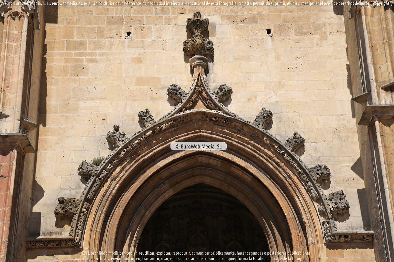 Fotografía de Catedral de Oviedo en Oviedo. Asturias. España.