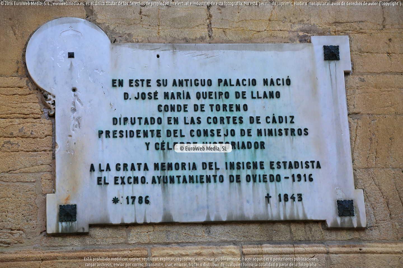 Fotografía de Palacio de los Condes de Toreno (Oviedo) en Oviedo. Asturias. España.