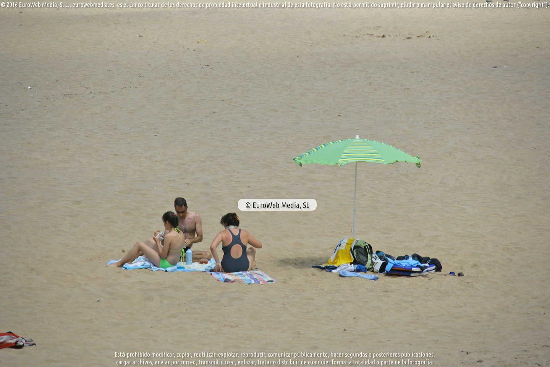 Fotografía de Playa Vega - Berbes en Ribadesella. Asturias. España.