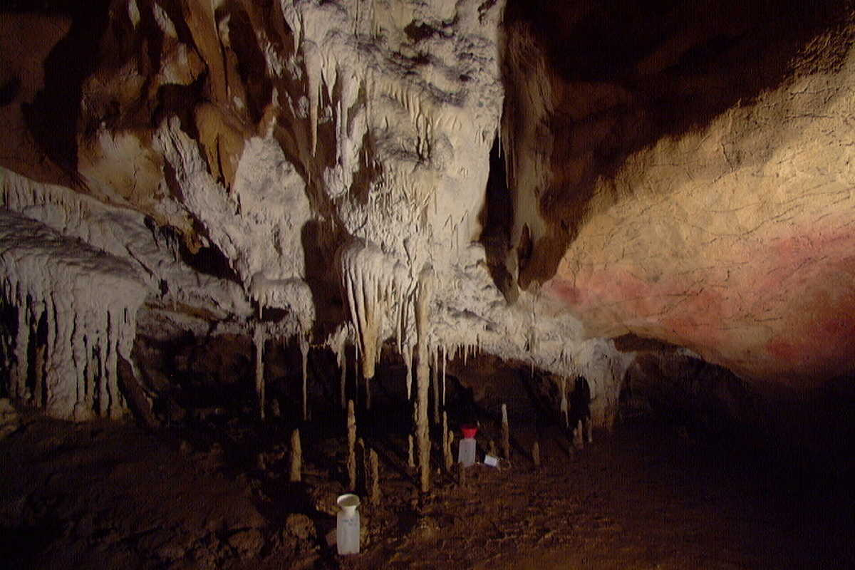 Fotografía de Cueva de Tito Bustillo en Ribadesella. Asturias. España.