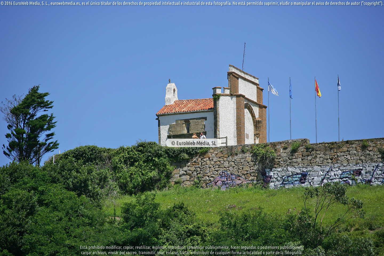 Fotografía de Capilla de la Virgen de la Guía en Ribadesella. Asturias. España.