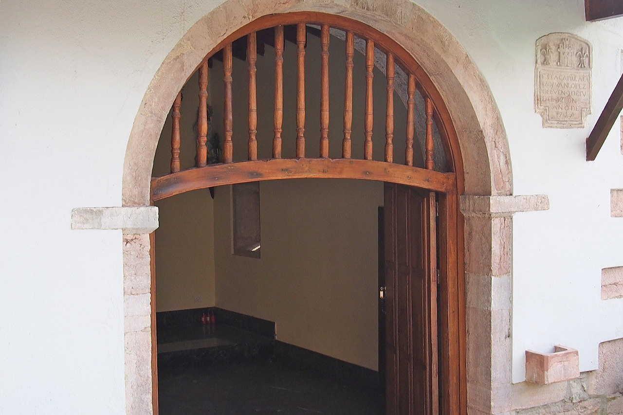 Fotografía de Capilla de San Juan de Mata en Ribera de Arriba. Asturias. España.