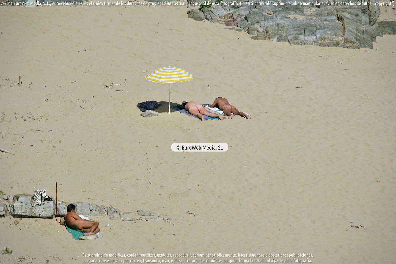 Fotografía de Playa Mexota en Tapia de Casariego. Asturias. España.