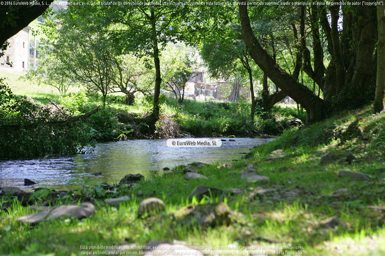 Fotografía de Area recreativa Vega de Zarza en Taramundi. Asturias. España.