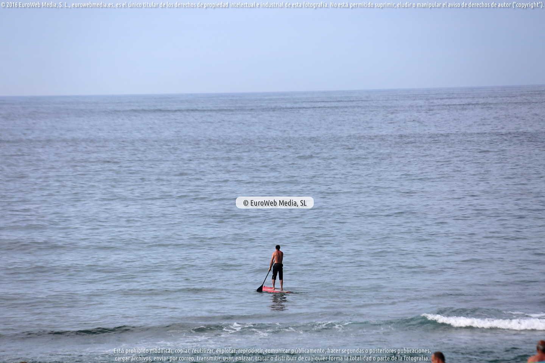 Fotografía de Playa Otur en Valdés. Asturias. España.