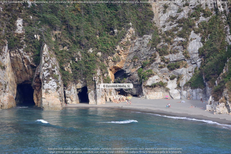 Fotografía de Playa Barayo - La Vega (Valdés) en Valdés. Asturias. España.