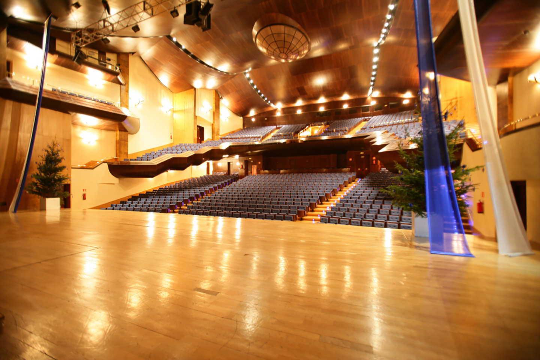 Fotografía de Auditorio Príncipe Felipe en Oviedo. Asturias. España.