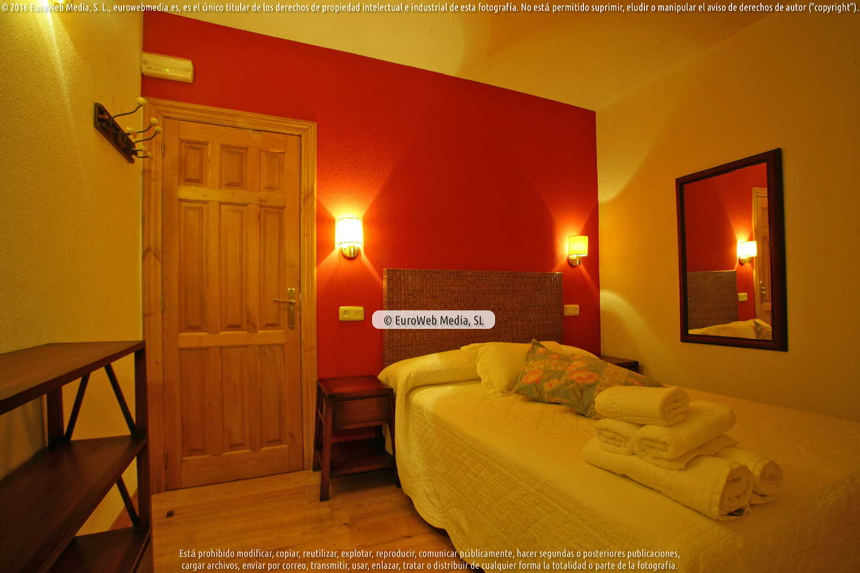Fotografía de Hotel rural Valle de Lago en Somiedo. Asturias. España.