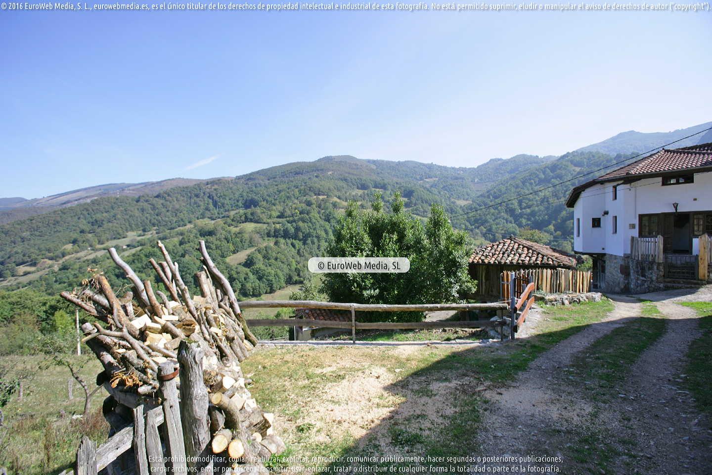 Fotografía de Apartamentos turísticos Traslacruz en Lena. Asturias. España.